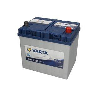 Akumulator VARTA BLUE DYNAMIC D47 - 60Ah 540A P+ - Montaż w cenie przy odbiorze w warsztacie!