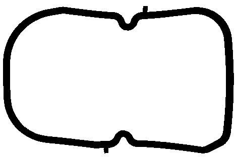 Uszczelka automatycznej skrzyni biegów ELRING 921.386