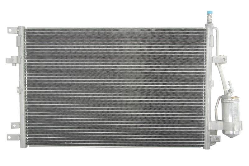 Chłodnica klimatyzacji THERMOTEC KTT110241 - darmowa dostawa do 5000 warsztatów Motointegrator Partner i 170 sklepów Inter Cars