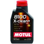 Olej MOTUL 8100 X-clean 5W30, 1 litr