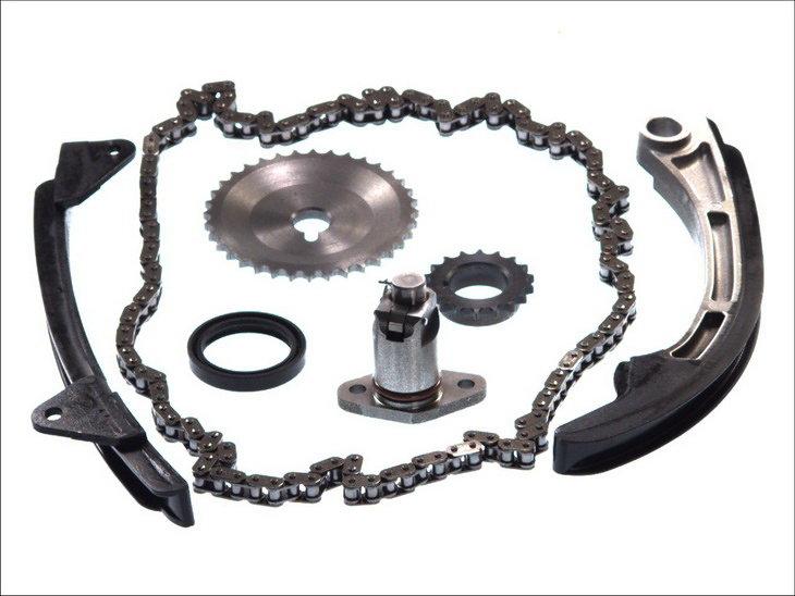 Rozrząd komplet (koło + łańcuch) OSK EK2058