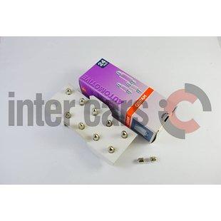 Żarówka (pomocnicza) C3W OSRAM Standard - karton 10 szt., rurkowa