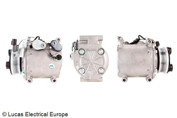 Kompresor klimatyzacji LUCAS ACP779