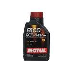 Olej MOTUL 8103 Ecoclean+ 5W30, 1 litr