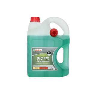 Płyn letni do spryskiwacza CASTROL Biofix Premium, 4 litry