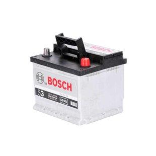 Akumulator BOSCH SILVER S3 001 - 41Ah 360A P+ - Montaż w cenie przy odbiorze w warsztacie!
