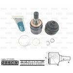 Przegub napędowy zewnętrzny PASCAL G71002PC