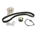 Zestaw paska rozrządu + pompa cieczy chłodzącej PowerGrip® GATES KP25578XS-3