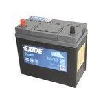 Akumulator EXIDE EXCELL EB457 - 45Ah 300A L+ - Montaż w cenie przy odbiorze w warsztacie!
