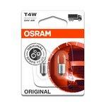 Żarówka (pomocnicza) T4W OSRAM Standard - blister 2 szt., cokołowa