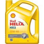 Olej SHELL Helix HX5 15W40, 4 litry