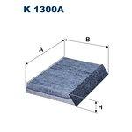 Innenraumfilter FILTRON K1300A