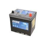 Akumulator EXIDE EXCELL EB604 - 60Ah 390A P+ - Montaż w cenie przy odbiorze w warsztacie!