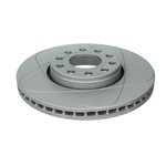 Tarcza ATE Power Disc Skoda Superb 1.8T 2.8 '03-/VW Passat '00-'05 przód 24.0325-0171.1