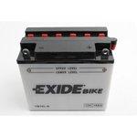 Akumulator EXIDE BIKE YB16L-B
