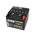 Akumulator EXIDE EQUIPMENT GEL ES290 - 25Ah 240A/290Wh P+