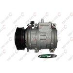 Kompresor klimatyzacji NISSENS 89186
