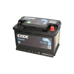 Akumulator EXIDE CLASSIC EC700 - 70Ah 640A P+