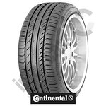 CONTINENTAL ContiSportContact 5 245/45 R19 102 W XL, FR
