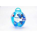 Zestaw żarówek PHILIPS Spare Kit H1/H7
