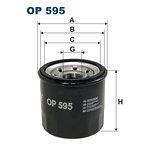 Filtr oleju FILTRON OP595