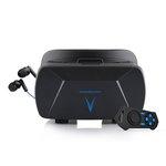 Gogle 3D z padem i słuchawkami MODECOM  MDC BLAZE-SET-VOLCANO