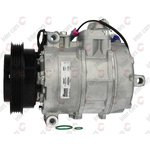 Kompresor klimatyzacji NISSENS 89027