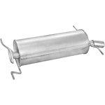 Tłumik układu wydechowego 4MAX 0219-01-01289