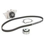 Zestaw paska rozrządu + pompa cieczy chłodzącej PowerGrip® GATES KP25215XS-1