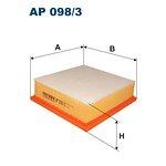 Filtr powietrza FILTRON AP 098/3