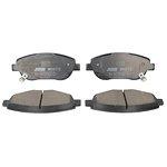 Ceramiczne klocki hamulcowe JURID WHITE 572634JC