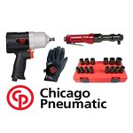 Zestaw narzędzi pneumatycznych CHICAGO PNEUMATIC 0XCPSET02