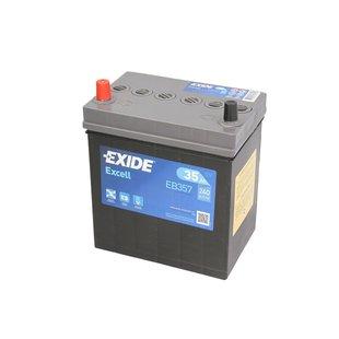 Akumulator EXIDE EXCELL EB357 - 35Ah 240A L+ - Montaż w cenie przy odbiorze w warsztacie!