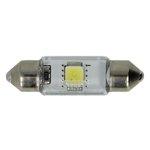 Żarówka LED (pomocnicza) C5W PHILIPS X-tremeVision LED - karton 1 szt., rurkowa