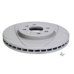 Tarcza ATE Power DiscOpel Astra H/GTC 1.7 CDTI 04- 24.0325-0148.1
