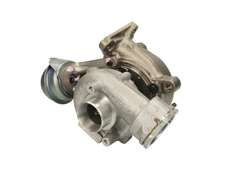 Turbosprężarka GARRET 717858-0010