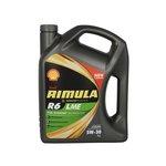 Olej silnikowy syntetyczny SHELL RIMULA R6 LME 5W30 4L