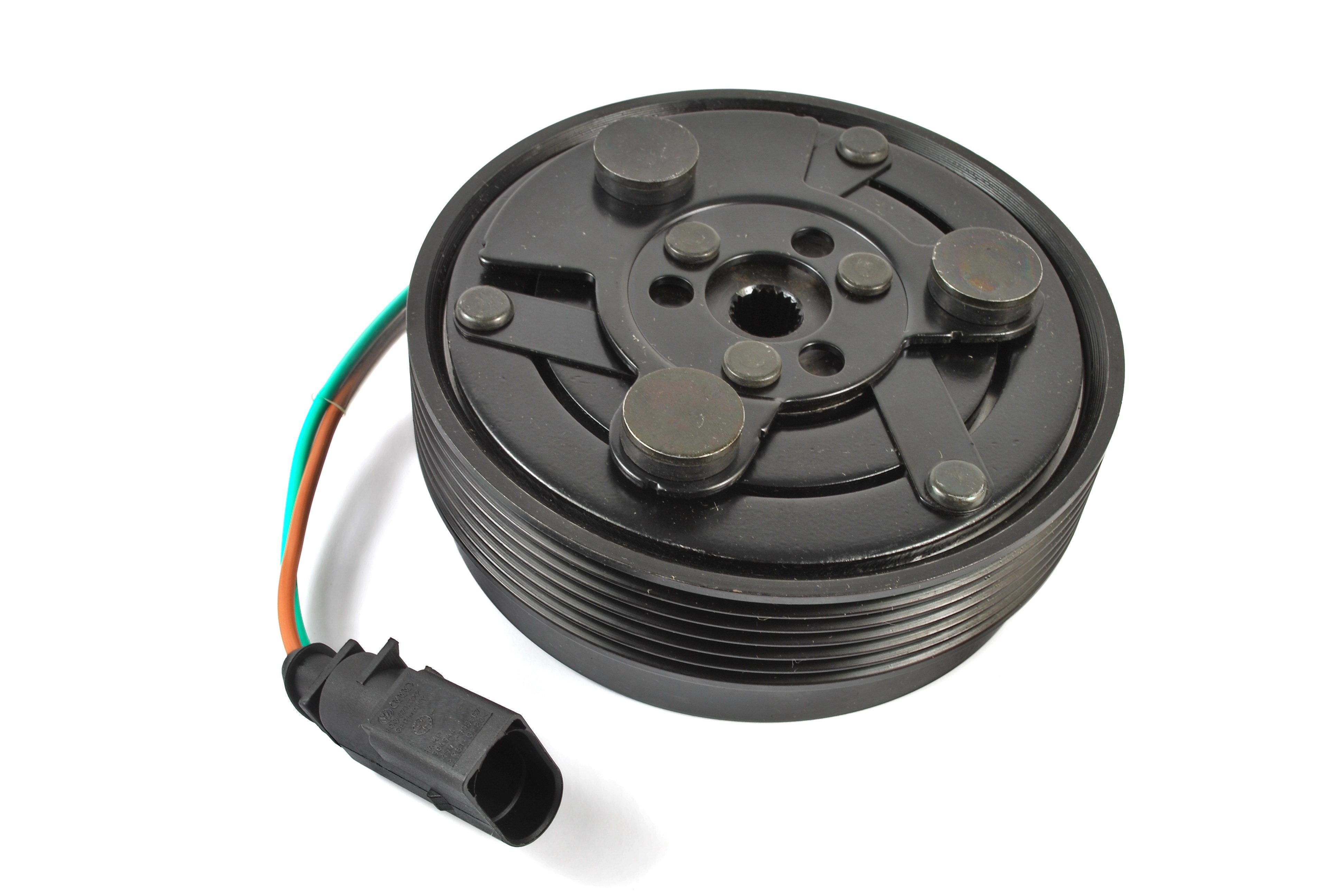 Sprzęgło elektromagnetyczne kompresora klimatyzacji THERMOTEC CA68530