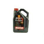 Olej MOTUL 8100 X-clean 5W40, 5 litrów