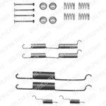 Zestaw montażowy szczęk hamulcowych DELPHI LY1138