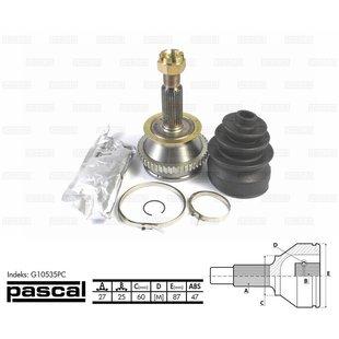Gelenksatz, Antriebswelle PASCAL G10535PC