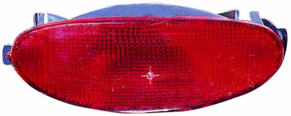 Lampa przeciwmgielna tylna DEPO 550-4001N-UE - darmowa dostawa do 5000 warsztatów Motointegrator Partner i 170 sklepów Inter Cars