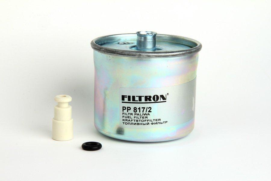Filtr paliwa FILTRON PP817/2 - darmowa dostawa do 5000 warsztatów Motointegrator Partner i 170 sklepów Inter Cars