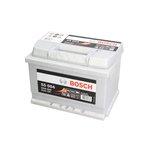 Akumulator BOSCH SILVER S5 004 - 61Ah 600A P+ - Montaż w cenie przy odbiorze w warsztacie!