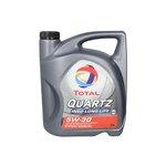 Olej TOTAL Quartz INEO LL 5W30, 5 litrów