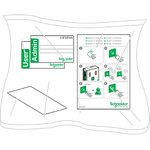 Schneider Electric Karty RFID 10 szt. do Evlink Smart