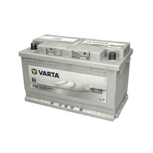 Akumulator VARTA SILVER DYNAMIC F19 - 85Ah 800A P+ - Montaż w cenie przy odbiorze w warsztacie!
